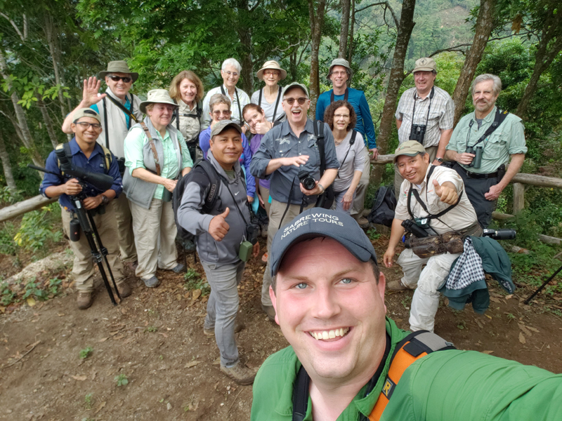 Rob's Group in Guatemala