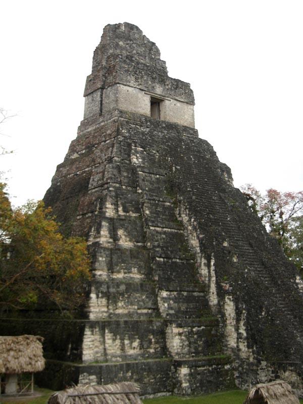Tikal Temple I - Guatemala